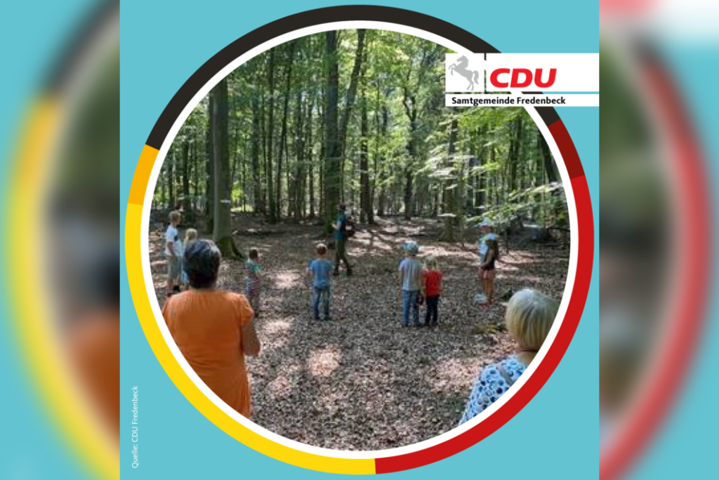 Abenteuer Wald 2021 –  für Familien im Rüstjer Forst (Helmste)